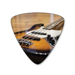 Own Guitar Picks - Bass Guitar Picks - One Side