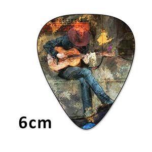 Custom XXL Guitar Picks
