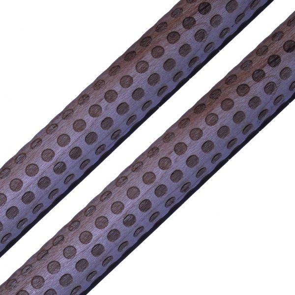 Engraved Drumsticks - Dots