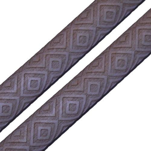 Engraved Drumsticks - Squares