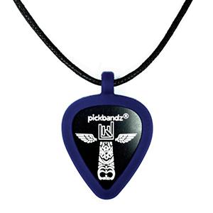 Necklace - PinkBandz Blue