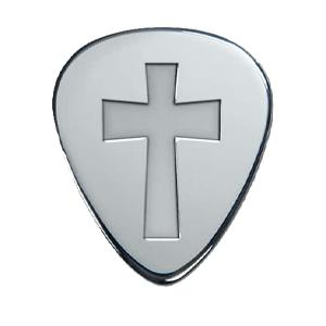 Silver Pick - Cross