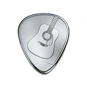 Silver Pick - Acoustic