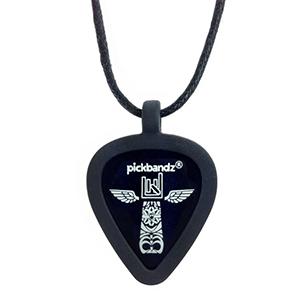 Necklace - PickBandz Black