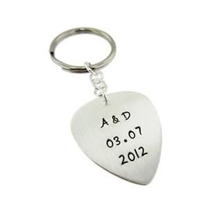 Pick Keyring - Ring