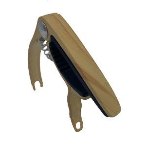 Custom Capo - Engraved - Maple