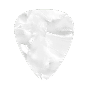 Vintage Picks - White