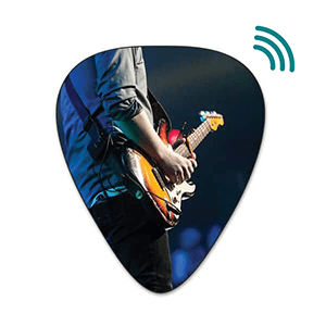 NFC Guitar Picks - One Side